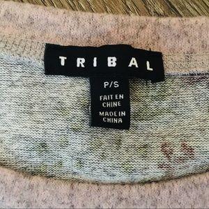 Tribal Tops - Super Soft Floral Tribal Top!